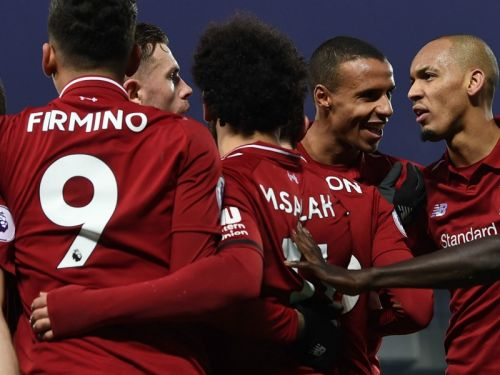 Mohamed Salah scores 50th Premier League goal to lead Liverpool past stubborn Crystal Palace