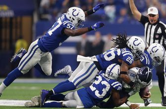 Colts' improved defense has been crucial to four-game spurt