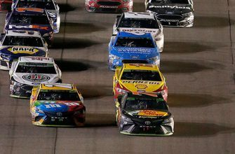 Brad Keselowski thought Kyle Busch had the championship in hand before the final restart in Miami