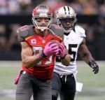 Agent says ex-Tampa Bay Buccaneers WR Vincent Jackson 'happily retired'