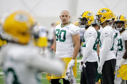 Packers tight end Jimmy Graham must make his impact in the red zone