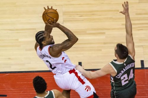 Toronto Raptors defeat Milwaukee Bucks in Game 4 to even Eastern Conference finals