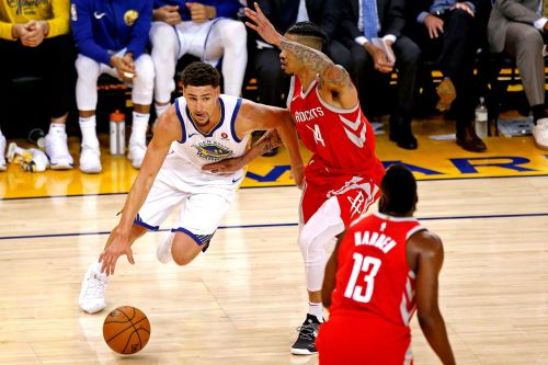 Warriors' Splash Brothers light up Rockets to force Game 7 in Houston