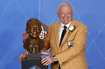 How 'Bout Them Cowboys? New book examines Jerry Jones and America's Team