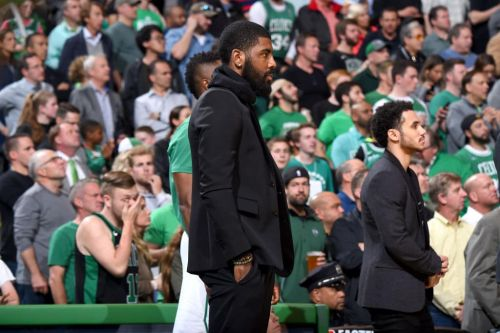 'It's Killing' Kyrie Irving Not to Play in Eastern Conference Finals