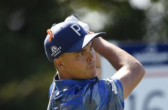 Rickie Fowler shoots 6-under 64 at Scottish Open