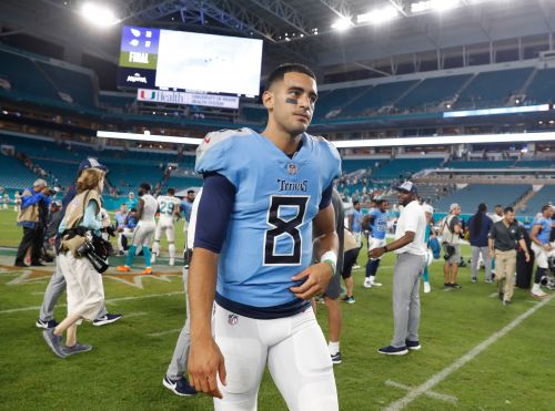 Titans' QB situation for Jaguars game remains uncertain