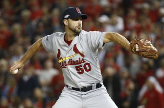 Wainwright guaranteed $5M by Cards, can earn $5M for starts