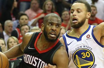 Nick Wright details why he believes the Houston Rockets can dethrone the Warriors in the West