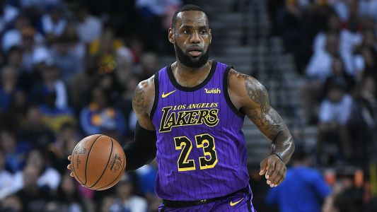 LeBron James injury update: Lakers 'optimistic' they'll receive 'good news' after star's re-evaluation
