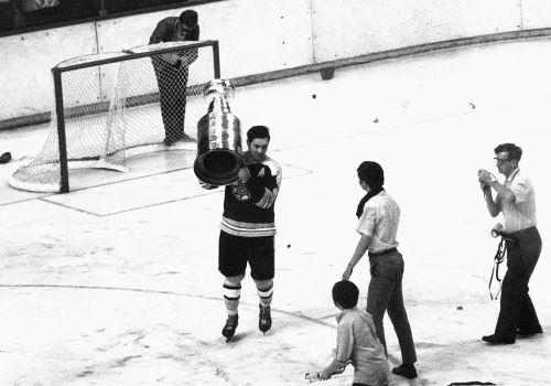 AP Was There: Game 4 of 1970 Blues-Bruins for Stanley Cup