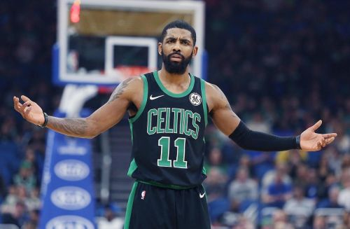 Kyrie Irving calls out young Celtics after loss
