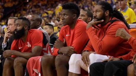 Rockets to wear patches honouring Santa Fe victims in Game 5