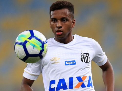 The Real deal - Madrid-bound Rodrygo is the NxGn ready for the big time