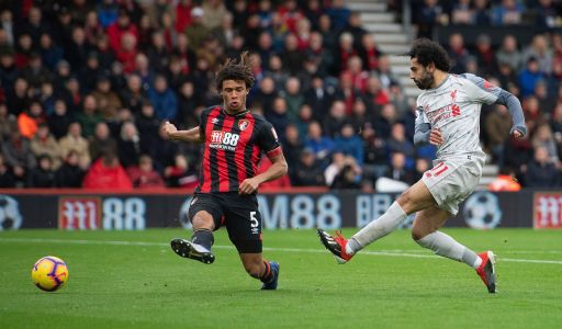 Salah scores hat trick as Liverpool beats Bournemouth 4-0