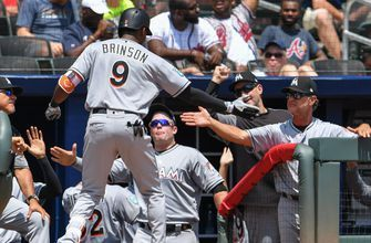 Marlins stunned, Braves unleash for 6 runs in 9th-inning comeback win