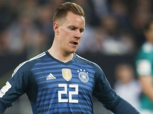 Ter Stegen & Boateng left out of Germany squad for Russia & Netherlands games