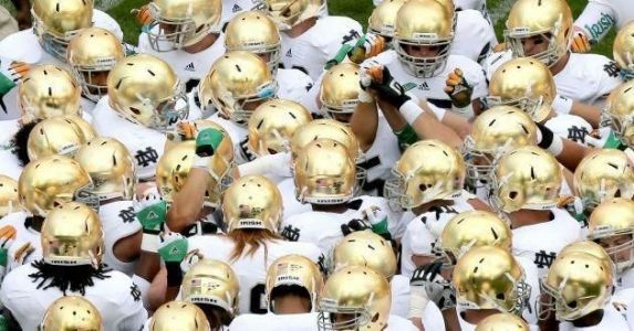 LET'S SAY SOME NICE THINGS ABOUT: NOTRE DAME