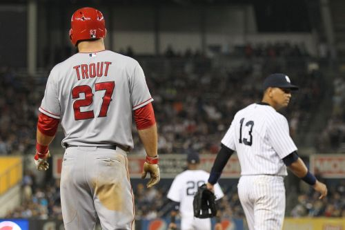 Alex Rodriguez: $430 million for Mike Trout is 'incredible' - for Angels