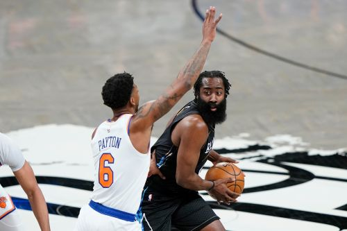 James Harden Out Indefinitely with Hamstring Strain