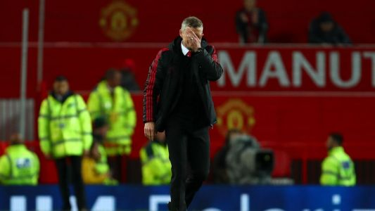 Man United's place in 'big six' at risk