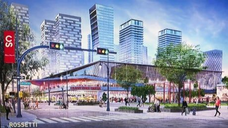 New arena for Flames could cost up to $600M, Calgary committee hears