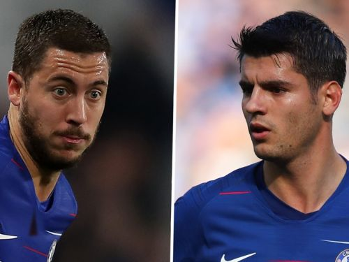 Chelsea to limit Hazard role as Morata and Fabregas miss BATE trip