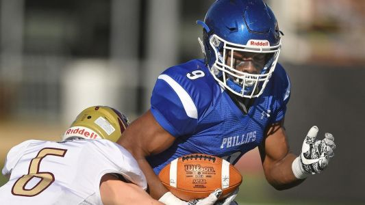 Phillips' Jahleel Billingsley - Alabama's first recruit from Illinois since 1997 - is a 'big-time talent'