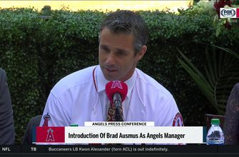 New Angels manager Brad Ausmus and Mike Scioscia have a history