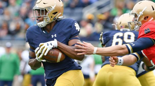 Insider: How Notre Dame is strengthening its running back depth post-Josh Adams