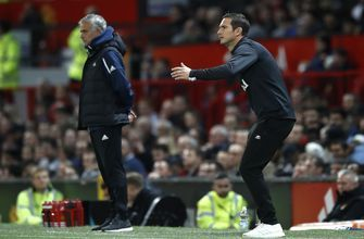 League Cup: Mourinho's Man United ousted by Lampard's Derby