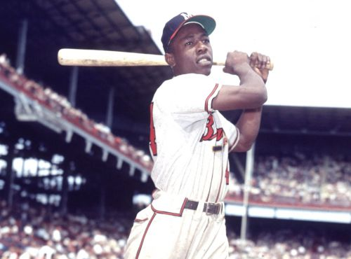 Black players fondly remember 'regal' Hank Aaron