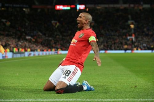 Man United defender Ashley Young agrees Inter Milan move