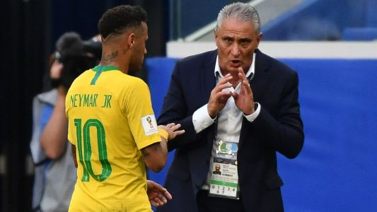 Neymar, Brazil boss to discuss indiscipline issues