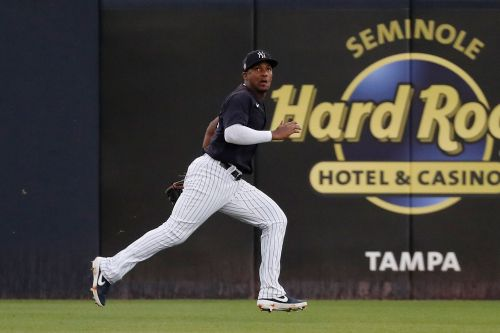 Yankees' Miguel Andujar outfield experiment succeeding so far