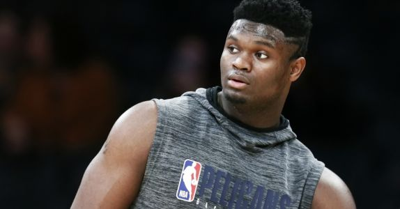 Zion Williamson déplore un manque de respect envers LeBron James