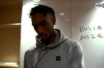 Terrance Ferguson on OKC being aggressive, loss to Mavs