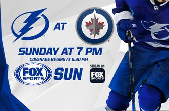 Preview: Lightning kick off road trip with a visit to Winnipeg