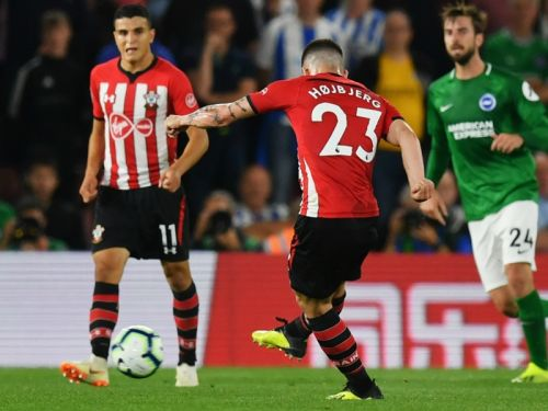 It's not good enough - Hojbjerg blasts Southampton