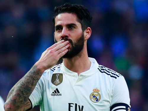 Isco one of the most important players at Real Madrid - Nacho