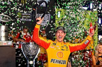 Joey Logano busts up Big Three to capture improbable first NASCAR title