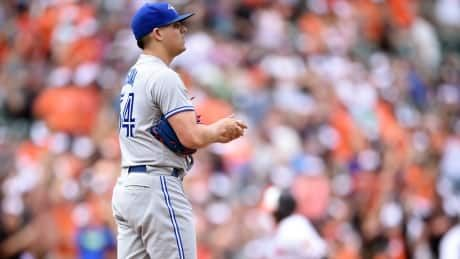 MLB suspends Blue Jays' Roberto Osuna for 75 games