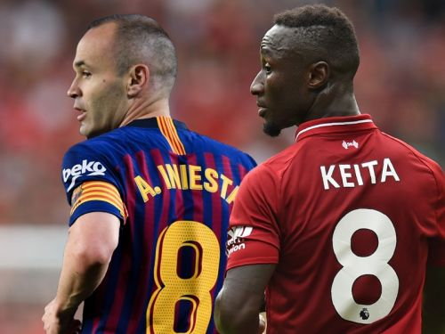 Liverpool's very own Iniesta: How 'unreal' Keita can take Reds to the next level