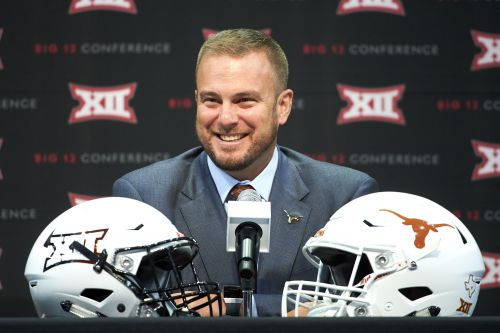The Latest: Tom Herman not sure on number of elite Longhorns
