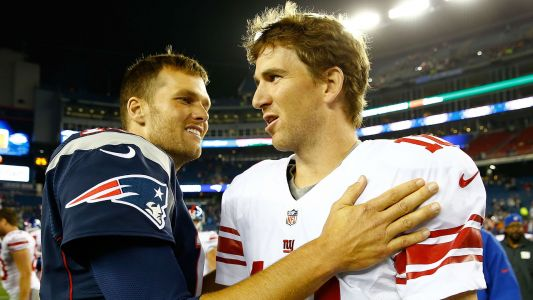 Oh no, Eli Manning joined Twitter - and Tom Brady made the perfect joke about it