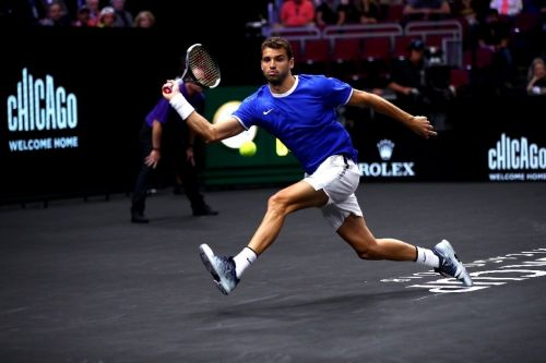 Europe races to 2-0 early lead in Laver Cup