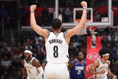 California could be what stands in the way of Nets' playoff dream