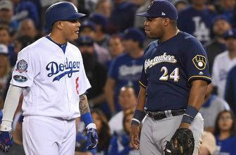 Ken Rosenthal: Manny Machado fined for incident with Jesus Aguilar at 1st base