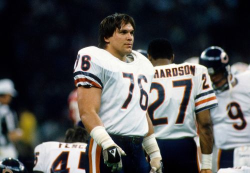 Former Chicago Bears player Steve McMichael reveals he is battling ALS