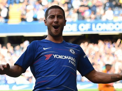 Fantasy Football: Hazard tops the pile in our Goal Premier League Team of the Week